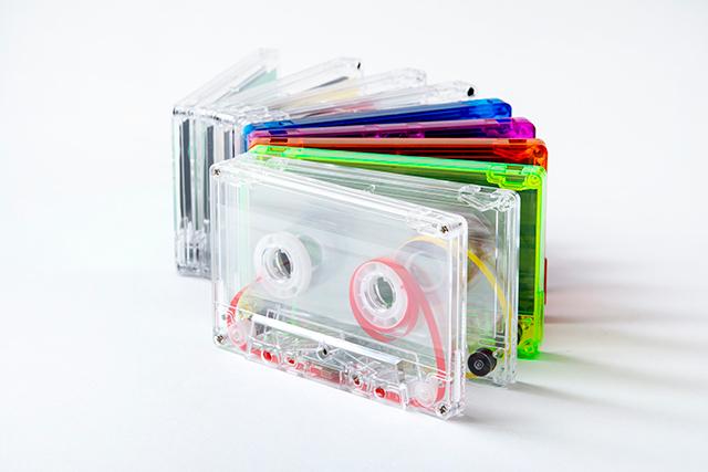 カセットテープ レトロ