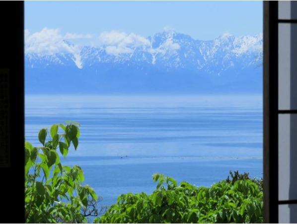 石川県 氷見市 青柳 ロケーション 部屋 海側 旅行