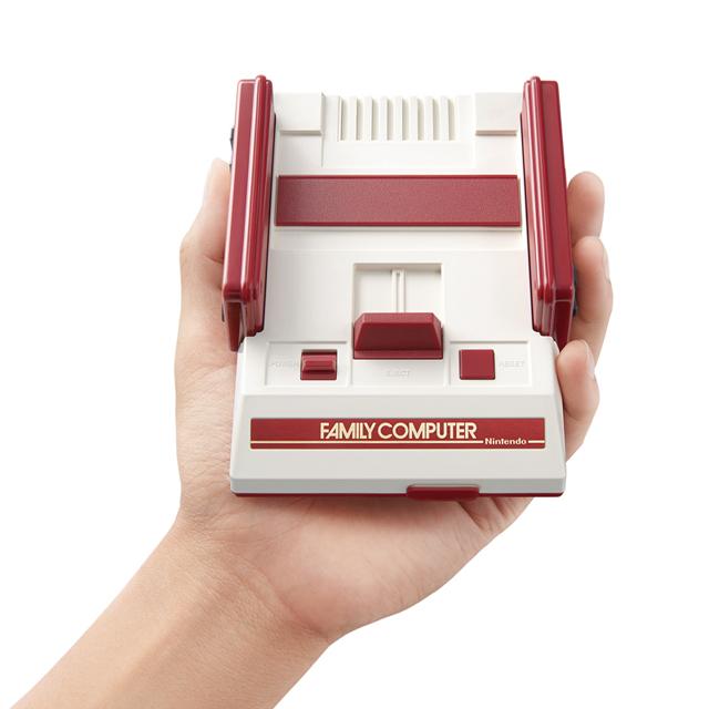 ファミコンミニ ゲーム機