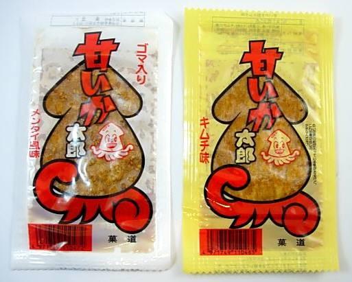 駄菓子 甘いか太郎
